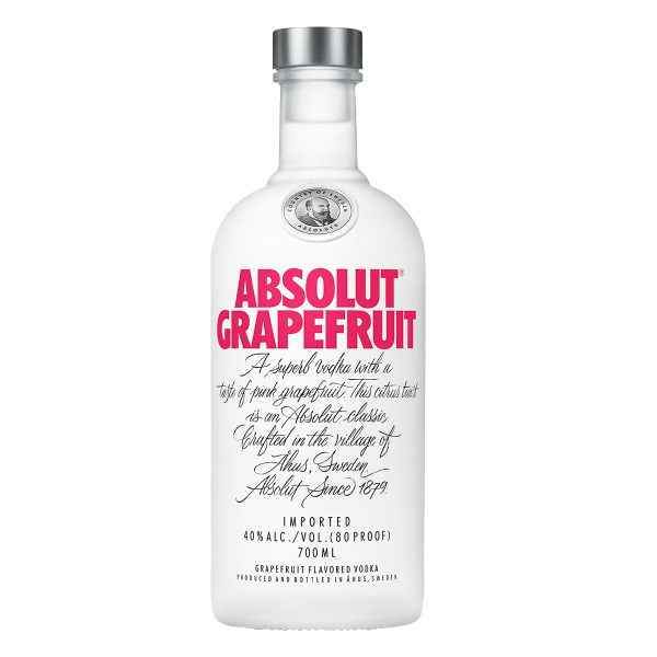 Absolut Grapefruit Premium Vodka